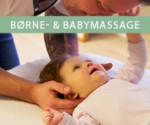 børne- og babymassage